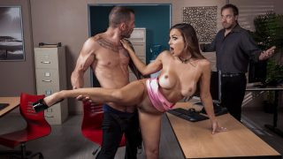First Impressions Are Important (Abigail Mac, Scott Nails) [Brazzers]