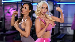 The Fuck Off (Lisa Ann, Nicolette Shea) [Brazzers]