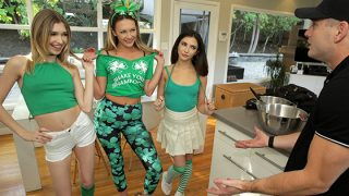 [DetentionGirls] Adira Allure, Jane Wilde, Mackenzie Moss (Saint Patricks Day Sex Party / 03.10.2020)
