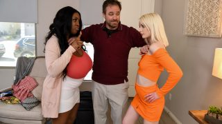 Dommed By Her Dad's Girlfriend: Part 1 (Alice Pink, Maserati) [Brazzers]