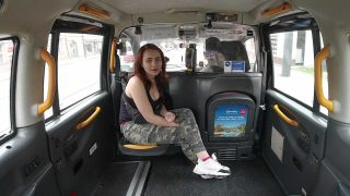 [SexinTaxi] Maya B (She wanted to try sex in a taxi / 07.22.2021)