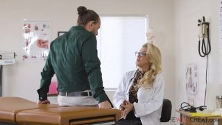 [SheWillCheat] Kayla Paige (Hot milf doctor Kayla Paige cheats on her husband with a patient / 07.02.2021)